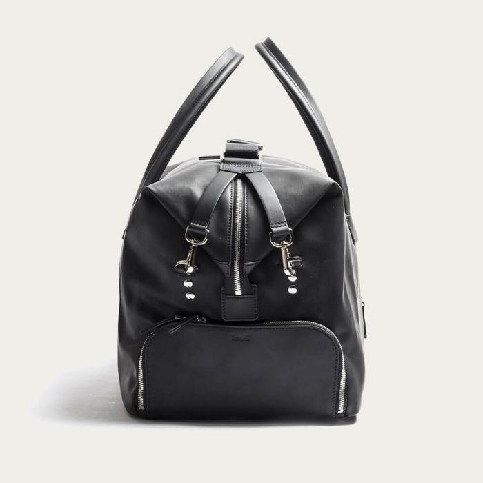 Black Traveler Bag Terrance | Bombinate