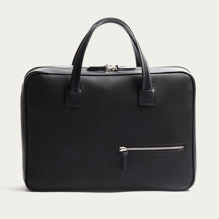 Black 36 Hour Bag Travis | Bombinate