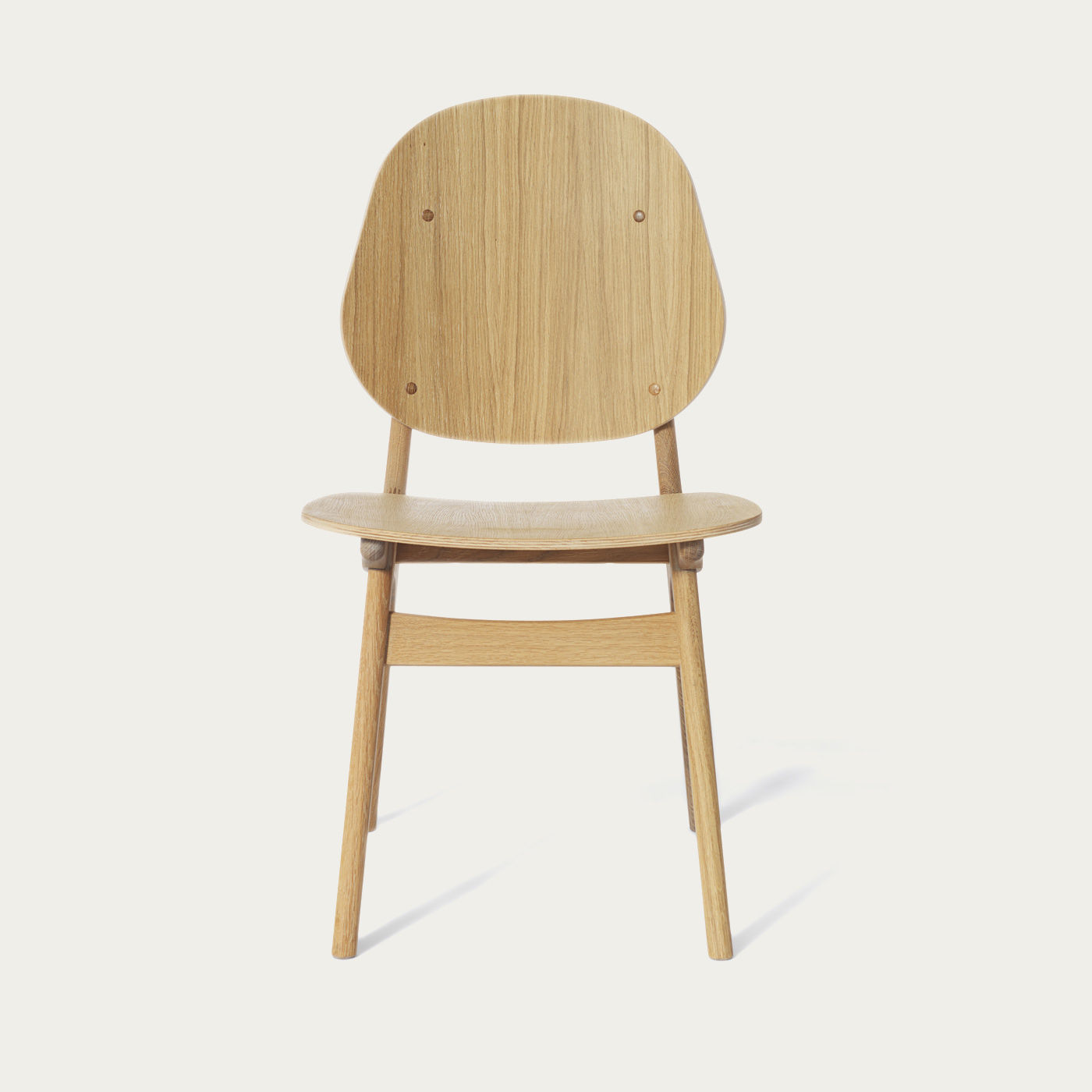 Oiled Oak Noble Dining Chair | Bombinate