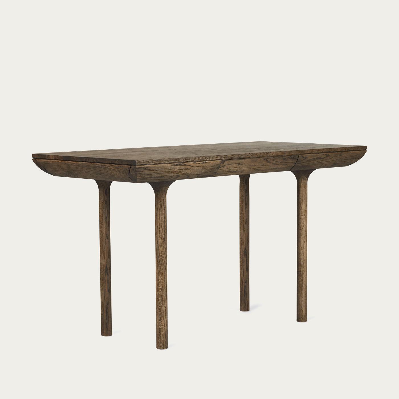 Smoked oak Rúna Table | Bombinate