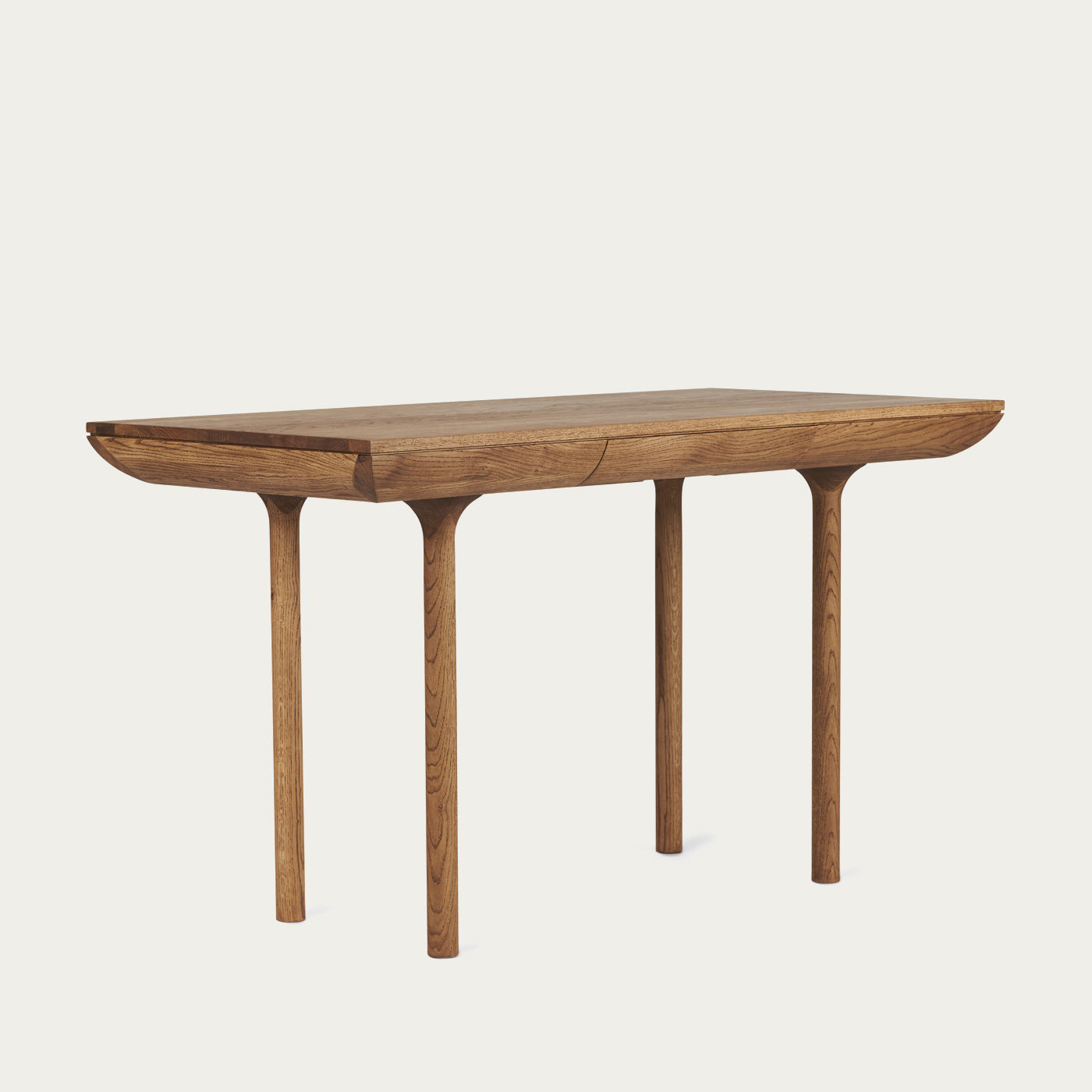 Teak oiled oak Rúna Table | Bombinate