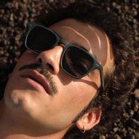 Army Green Matte Notorious Sunglasses | Bombinate