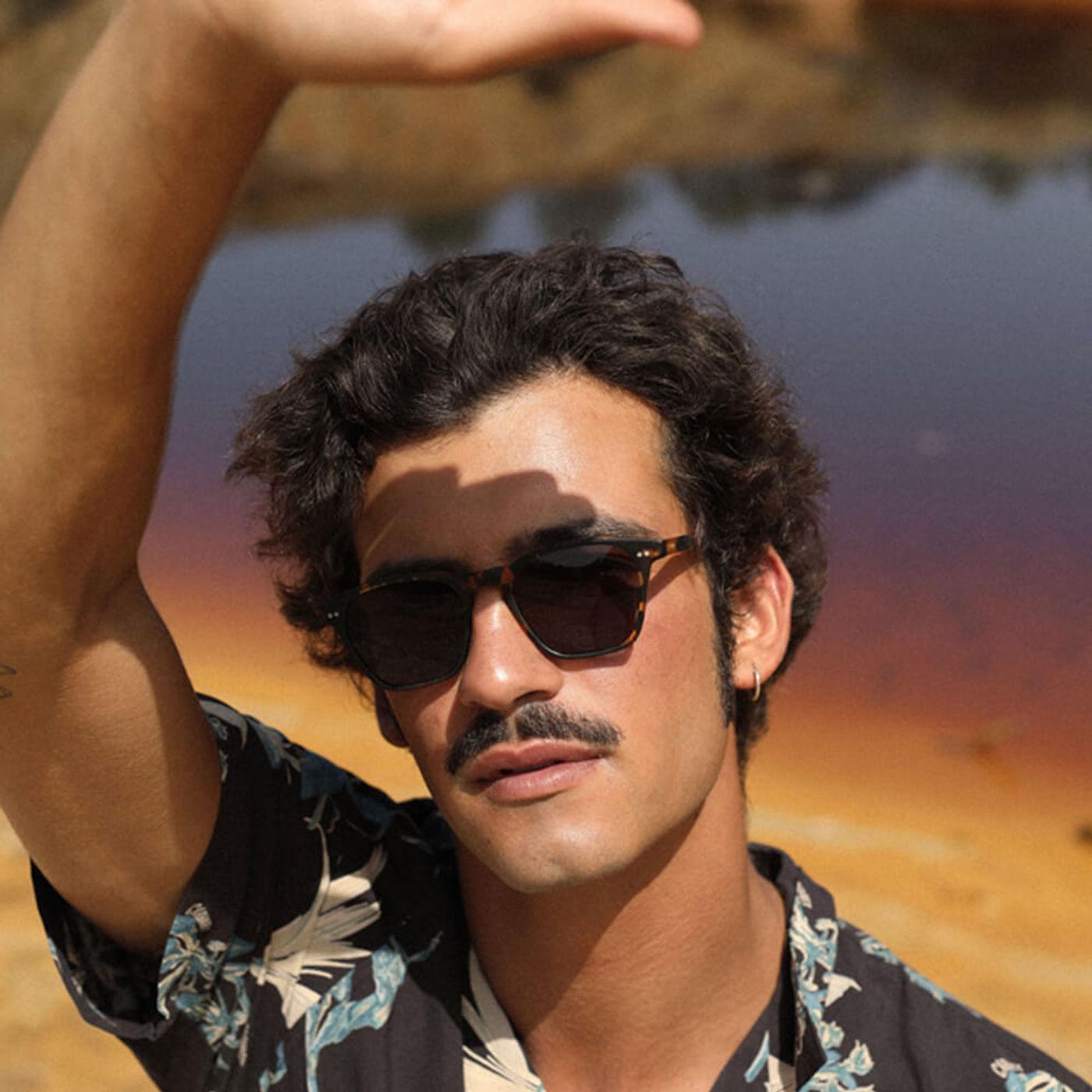 Brown Tortoise Matte Notorious Sunglasses | Bombinate