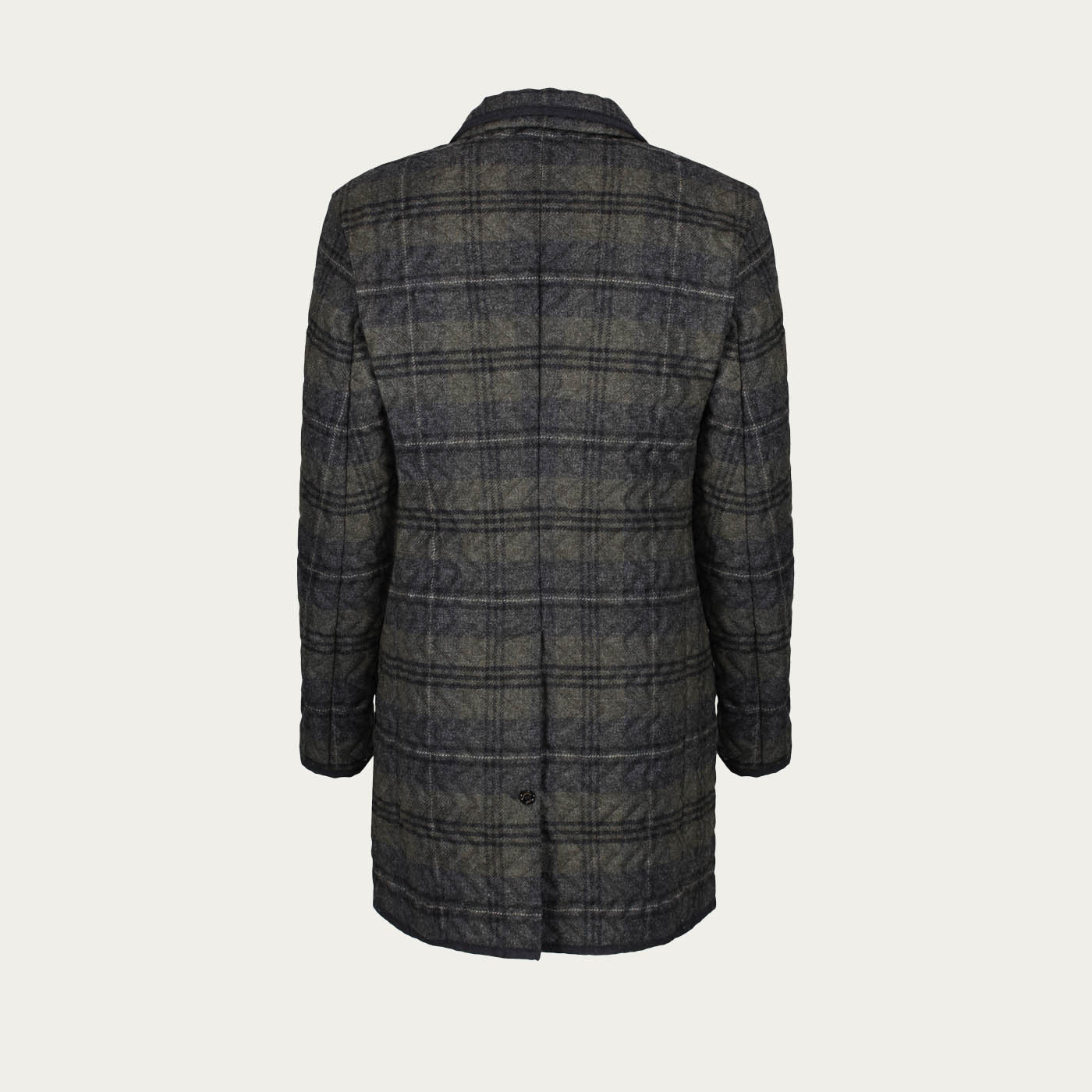 Bottle Wool Q4 Quilt Jacket | Bombinate