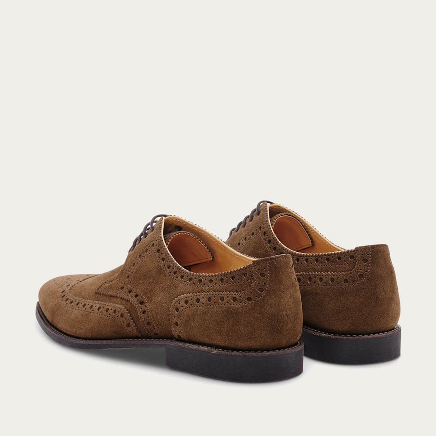 Hunting Green Budapest Suede Shoes   Bombinate