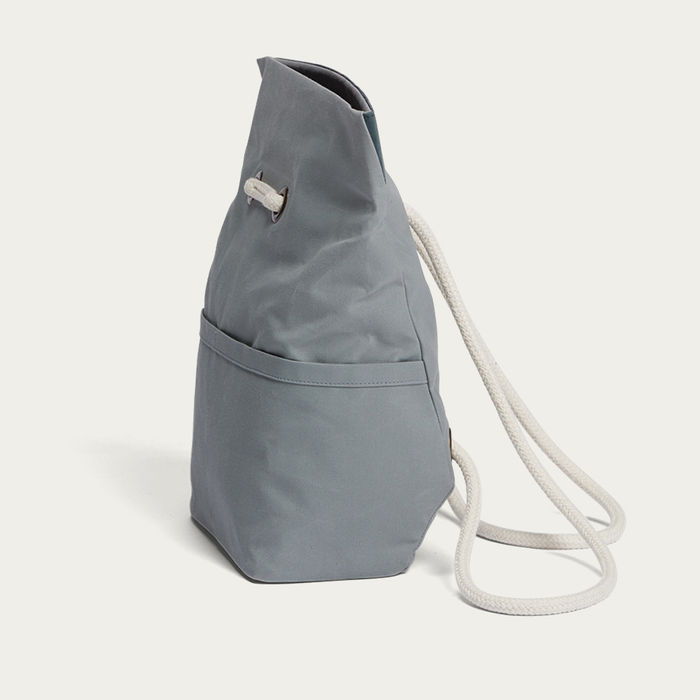 Teal Dual Backpack Small | Bombinate