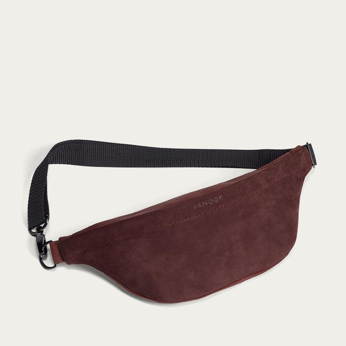 Berry Waist Bag plus inside pocket  | Bombinate