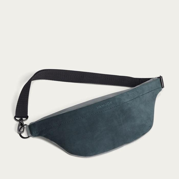 Teal Waist Bag  | Bombinate