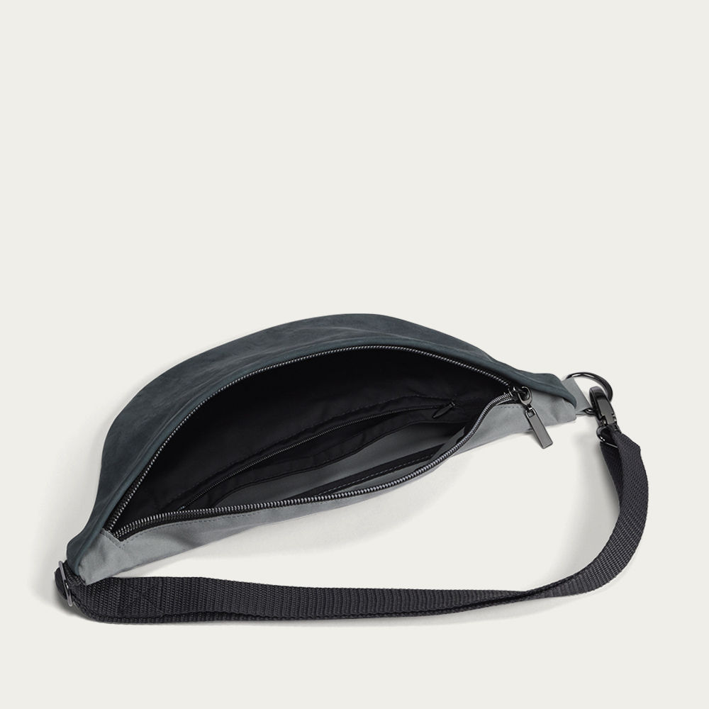 Teal Waist Bag plus inside pocket  | Bombinate