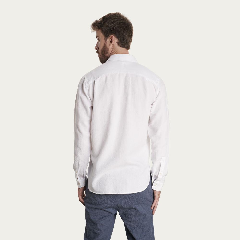 White Farmer Shirt  | Bombinate
