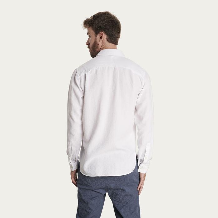 White Farmer Shirt    Bombinate