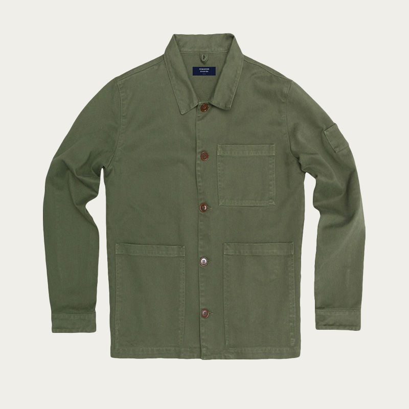 Plain Green Nagoya Artist Jacket | Bombinate