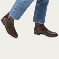 Brown Taylor Jodhpur Boots   Bombinate