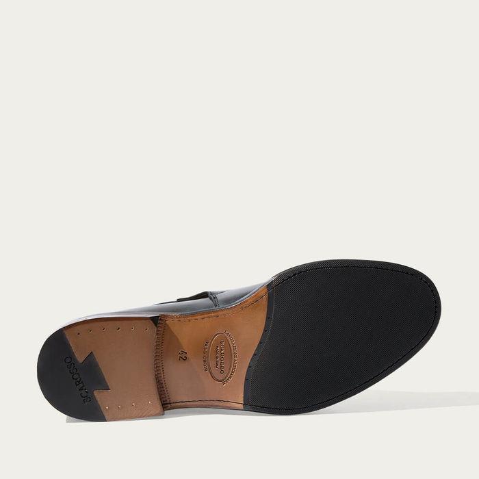 Black Taylor Jodhpur Boots | Bombinate