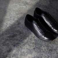 Black Low Jet Sneakers   4