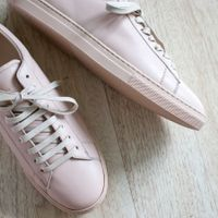 Nude Low Sneakers   | Bombinate