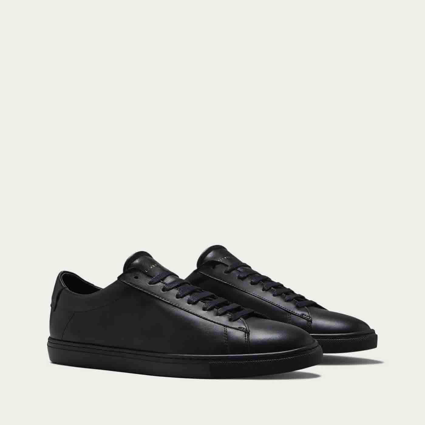 Black Low Jet Sneakers   2