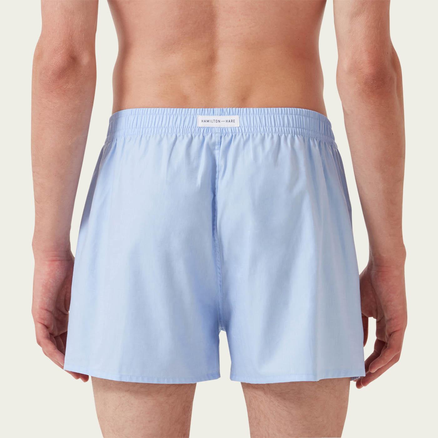 Blue Sky Boxer Short  2