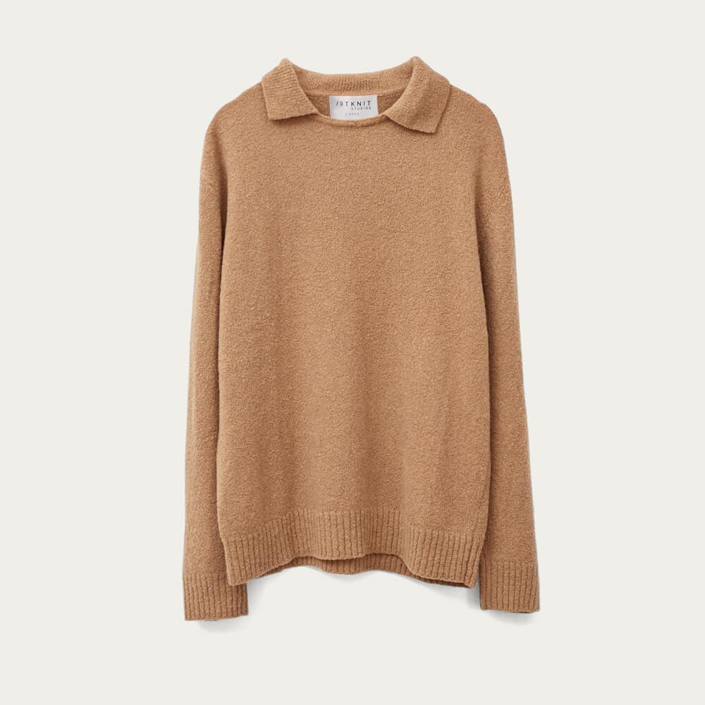 The Polo Sweater | Bombinate