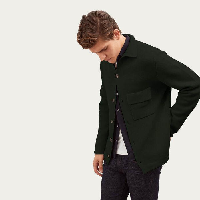 Jungle The Overshirt Jacket | Bombinate
