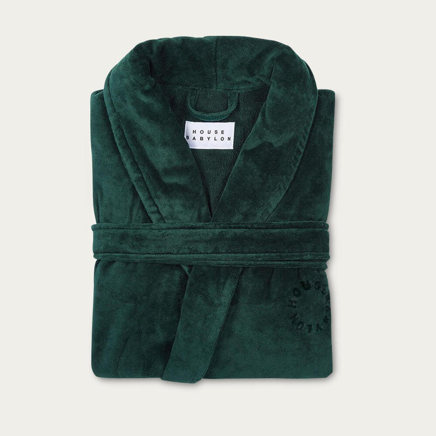 Green Bathrobe   Bombinate