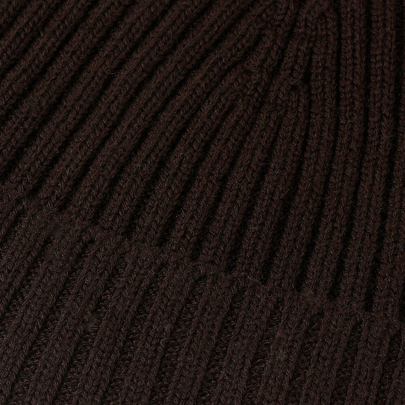 Brown Extrafine Merino Hat   Bombinate
