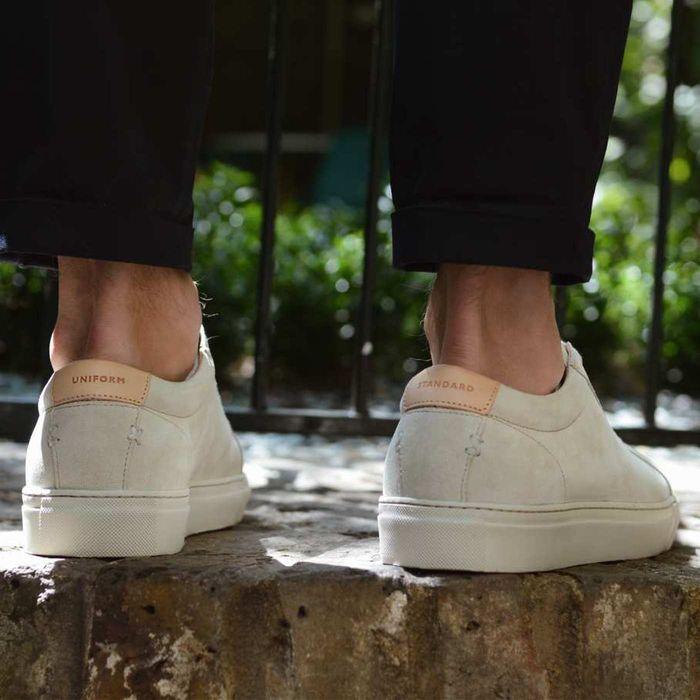 Stone Suede Series 1 Sneakers - Bombinate Exclusive | Bombinate