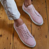 Powder Suede Series 1 Sneakers | Bombinate