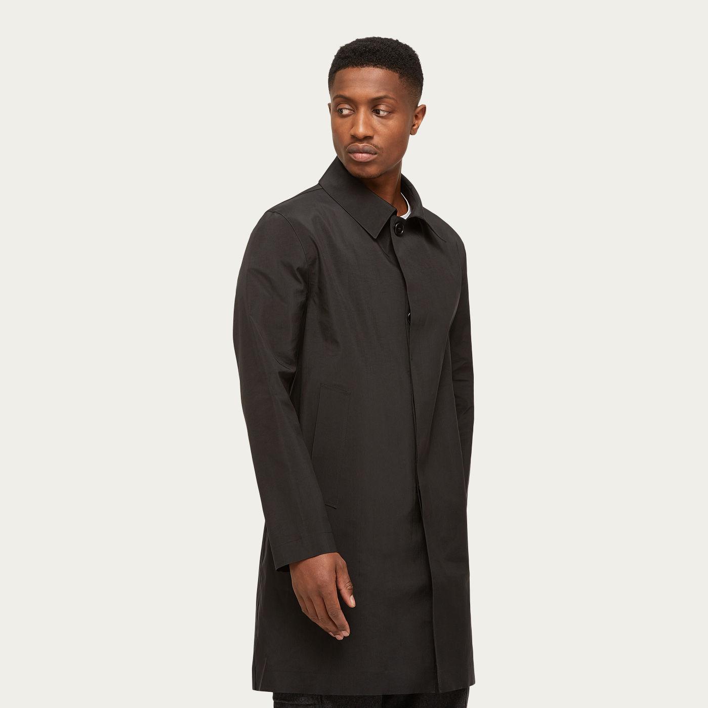 Black 69 Raincoat  | Bombinate