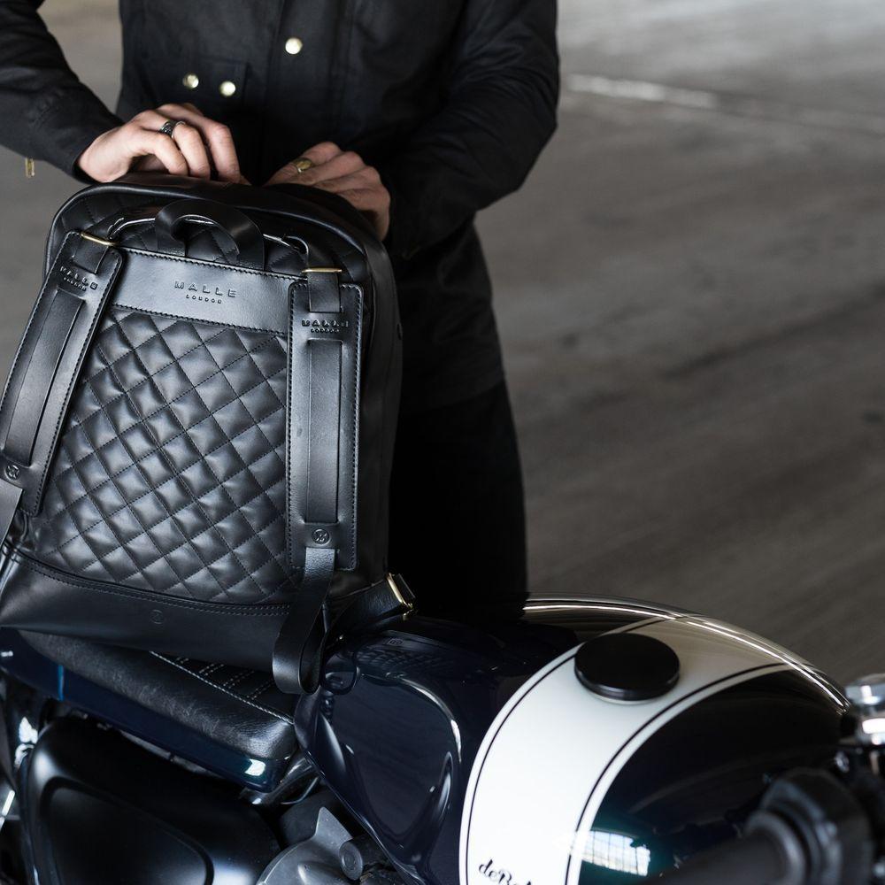 John Leather Backpack | Bombinate