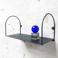 Black BOW Small Shelf | Bombinate