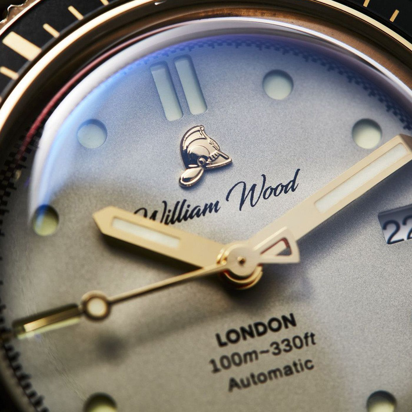 The Valiant White Watch / Fire Hose Strap | Bombinate