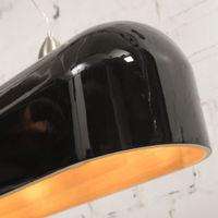 Black Halong Bamboo Oval Hanging Lamp   Bombinate