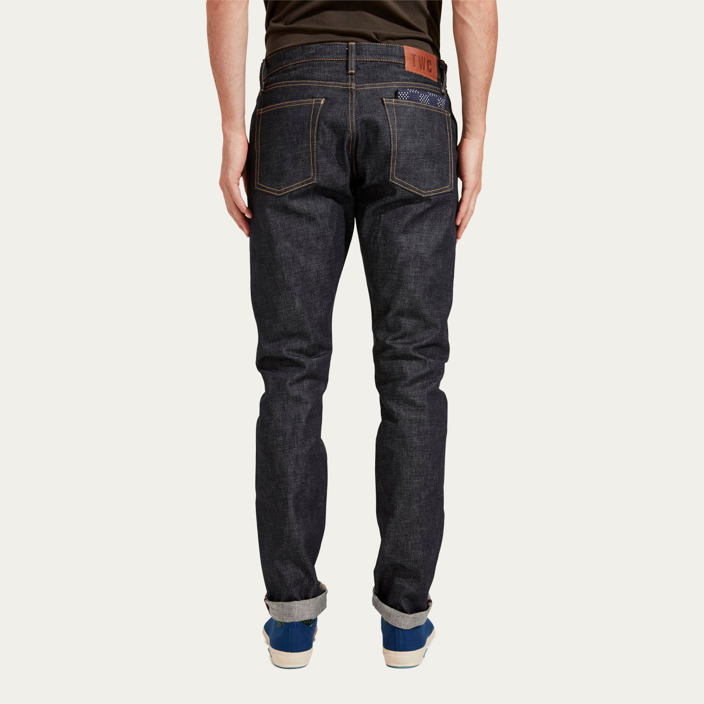 Rigid Denim Japanese Selvedge Jeans | Bombinate