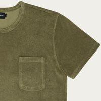 kaki Pantxo T-Shirt | Bombinate