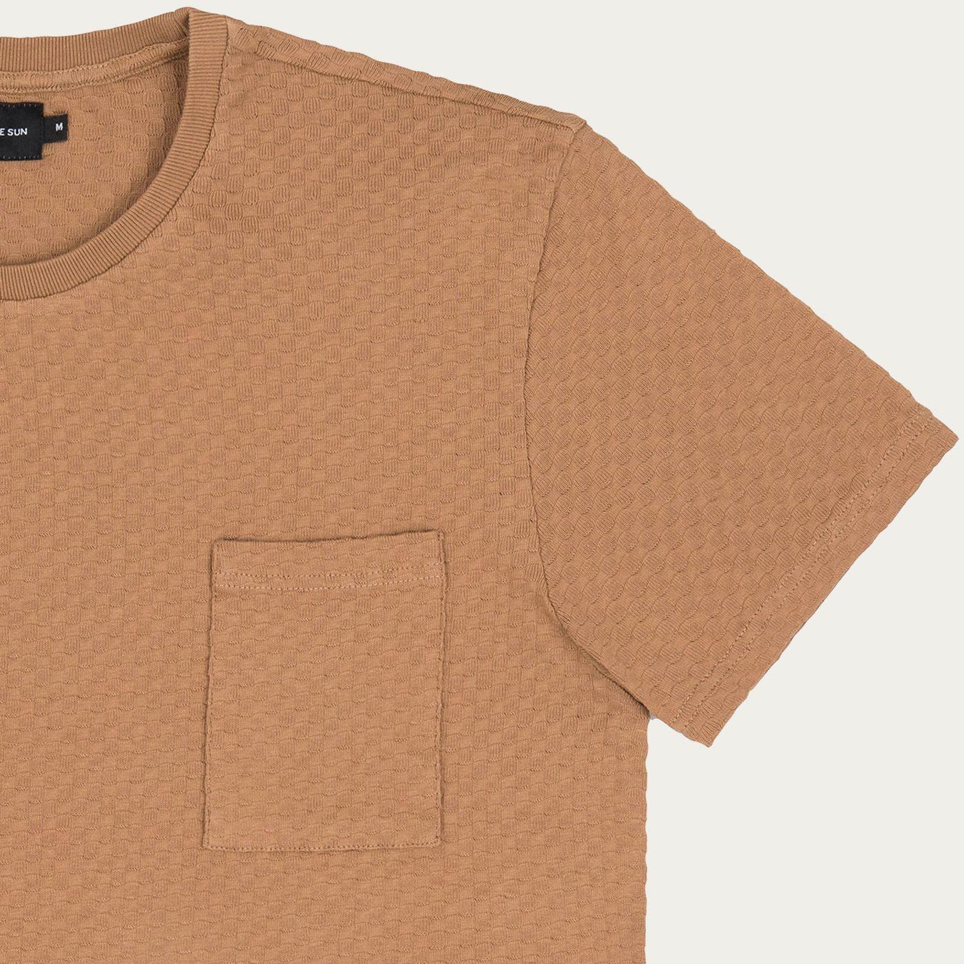 Coconut Hendrike Pattern T-Shirt   Bombinate