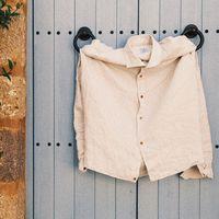 Sabbia Camicia Elba Shirt | Bombinate