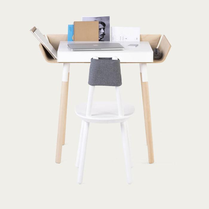 Ash 1 Drawer My Writing Desk | Bombinate