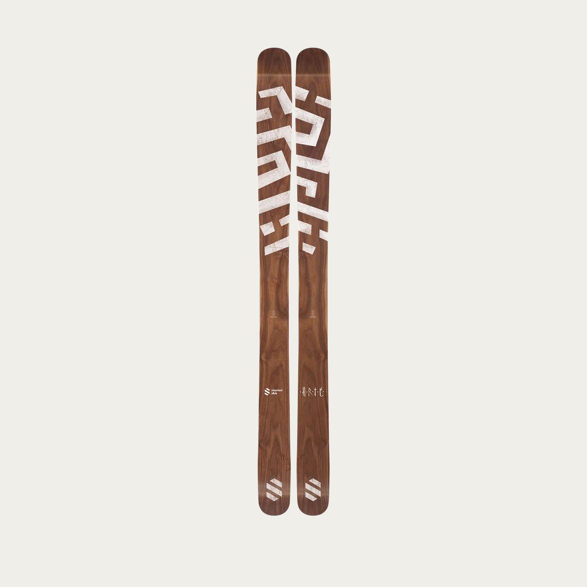 African Nut Simini Skis HRTC | Bombinate