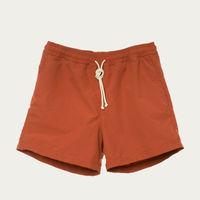Rosso Tellaro Swim Short | Bombinate