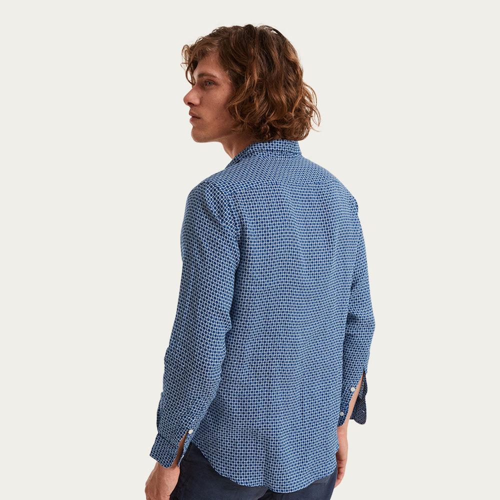 Cala Luna Linen Shirt   Bombinate