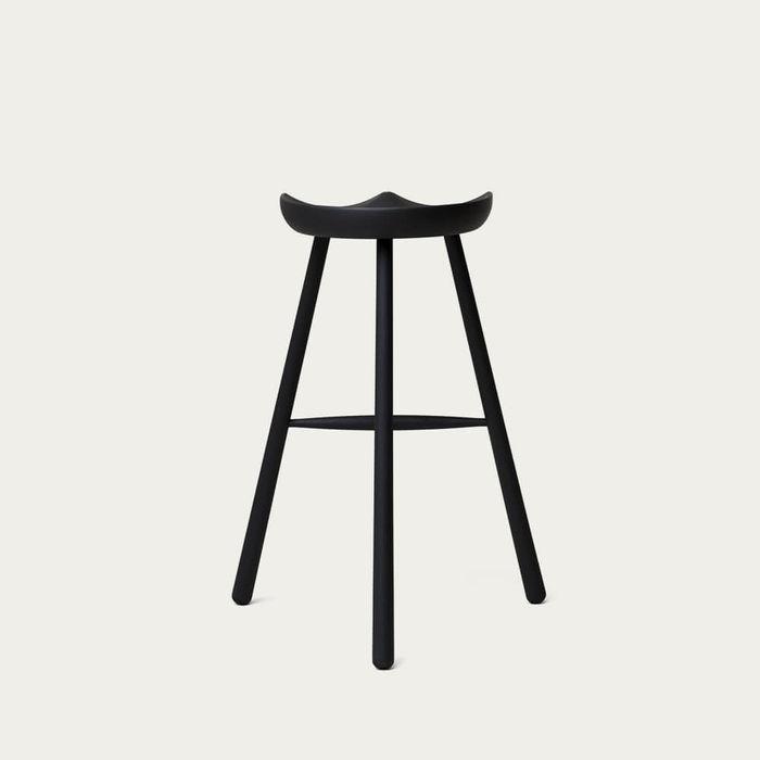 Black Shoemaker Chair No. 78 | Bombinate