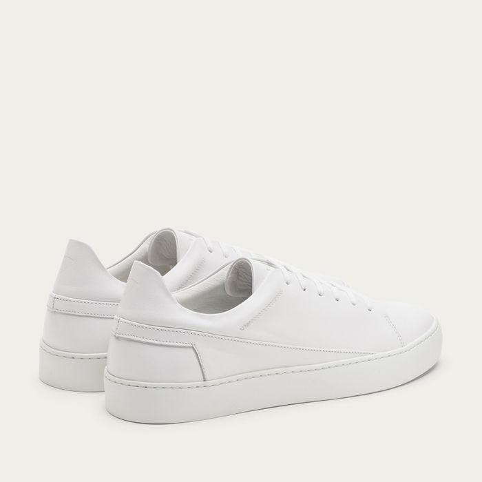 White Mercury Sneakers | Bombinate