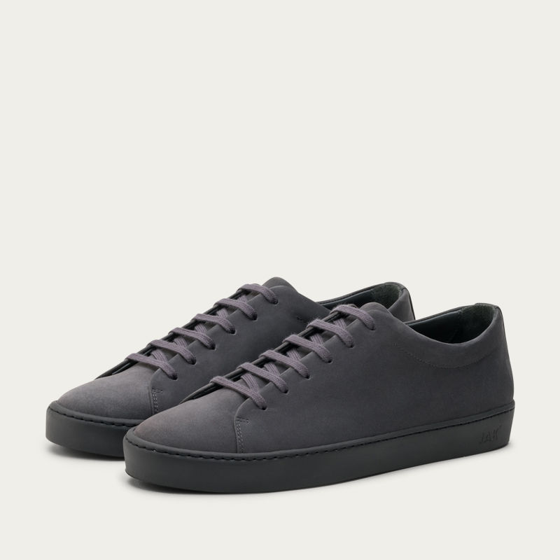 Arsenic Royal Nobuk Sneakers | Bombinate