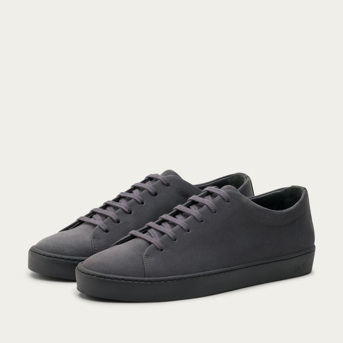 Arsenic Royal Nobuk Sneakers   Bombinate