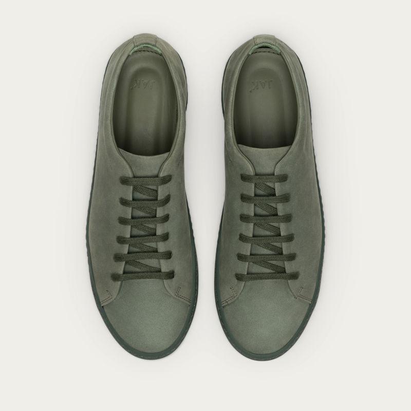 Bottle Royal Nobuk Sneakers | Bombinate