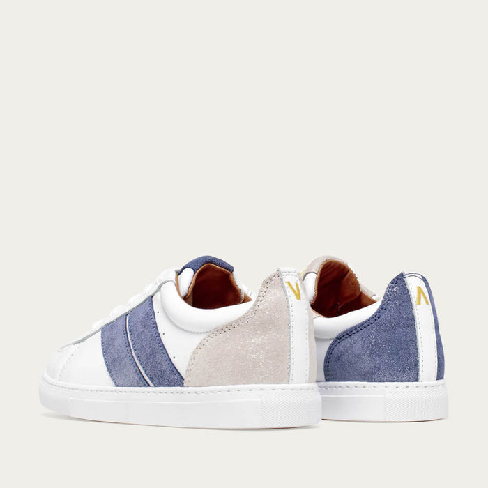Blue Cosmo Korben & Leeloo Sneakers | Bombinate