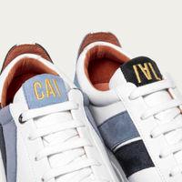 50 Shades of Blue Korben & Leeloo Sneakers | Bombinate