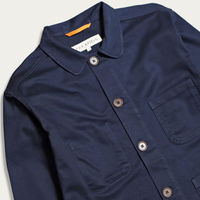Ensign Blue Station Jacket | Bombinate