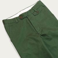 Green Tricker Trousers | Bombinate